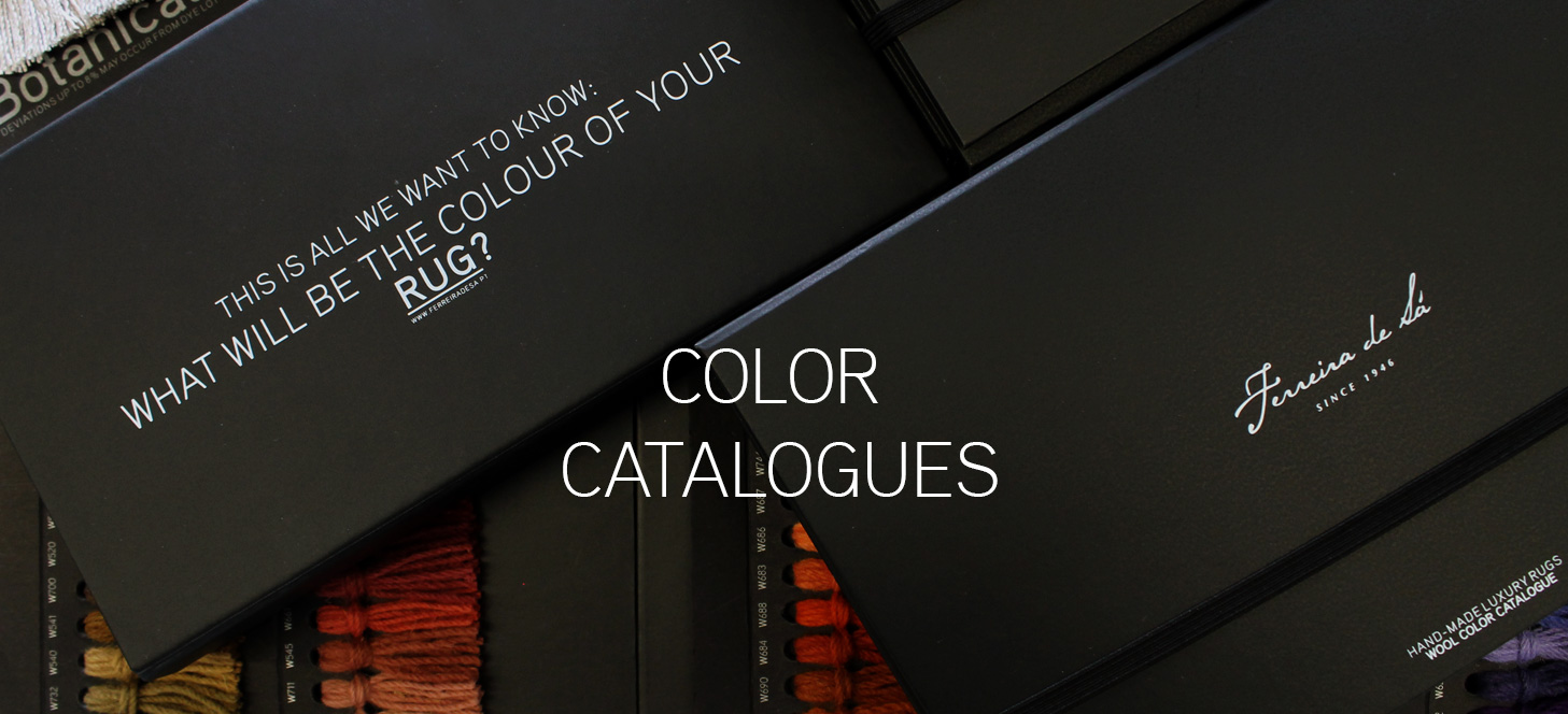COLOR CATALOGUES
